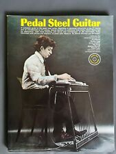 """""""Pedal Steel Guitar"""" Guitar Method-Music Book/Cd-Brand New On Sale Instructional"""