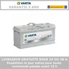 Varta Silver Dynamic I1 Batterie de Voiture 12V 110Ah 920A 610402092 393x175x190