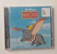 DUMBO CD Walt Disneys Original Soundtrack 1997 Disney Music