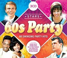 Stars Of 60s Party 60 Swinging Party Hits [CD]