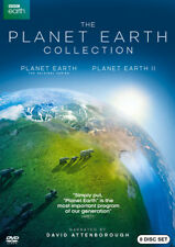 The Planet Earth Collection [New DVD] Boxed Set, Slipsleeve Packaging