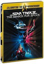 STAR TREK 3 - ALLA RICERCA DI SPOCK  STEELBOOK