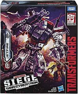 Transformers Generations War for Cybertron: Siege Commander Jetfire by HASBRO