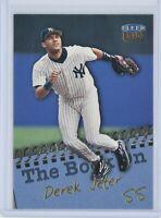 1999 Ultra The Book On Derek Jeter #19 (Yankees) HOF