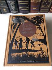 The Swiss Family Robinson by Johann David Wyss - leather-bound - New sealed