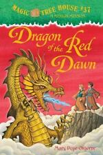 A Stepping Stone Book: Dragon of the Red Dawn No. 37 by Mary Pope Osborne...