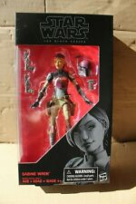 figures 2016 Sabine Wren STAR WARS REBELLES La Série Black 6 in environ 15.24 cm