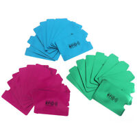 10PCS Anti Theft for RFID Credit Case Covers Protect si
