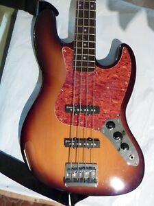 Tanglewood Jazz Bass Guitar and Practice amp