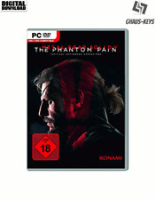 METAL GEAR SOLID V The Phantom Pain STEAM PC GAME Key Codice