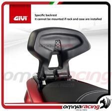 GIVI específico respaldo para Yamaha N-Max 125 15> 16