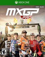 MXGP PRO XBOX ONE NEW! MOTORCROSS MX DIRT, BIKE MOTORCYCLE MONSTER ENERGY RACE 0