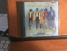 Chambers Brothers-Love,Peace & Happiness/Live At Fillmore East-First Press CD