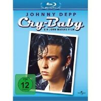 CRY BABY -  BLU-RAY NEUWARE JOHNNY DEPP,AMY LOCANE,SUSAN TYRRELL,IGGY POP