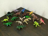 Dinosaur Toys Random Lot of  17