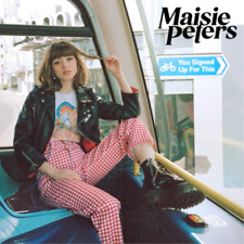 Peters Maisie-You Signed Up For This CD NEU