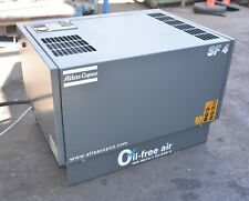 Atlas Copco SF4 Screw Compressor SF4SKID1 3.7kW 5HP 0.4m3/min only 50:23hrs