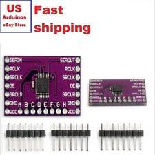 Arduino Uno Mega Nano 8 Bit Shift Register Breakout Board 74HC595 CJMCU-595  diy