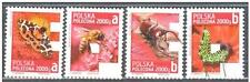 Poland 2013 Insects Butterflies  Schmetterlinge Mi 4642-4645 - MNH (**)