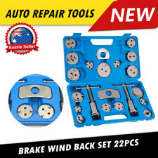 Brake Caliper Wind Back Tool 22pcs Professional Disc Brake Caliper Tool Set AU