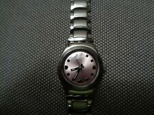 Swatch Irony pink Dial Stainless Steel Ladies Watch