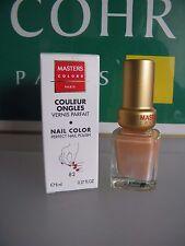 MASTERS COLORS COULEUR ONGLES VERNIS PARFAIT NAIL COLOR PERFECT NAIL POLISH 82