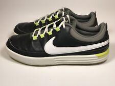 Nike VT Junior Golf Shoe 652731-002 Black White Volt Green US 5Y - EUR 37.5