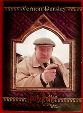 HARRY POTTER - SORCERER'S STONE - Card #016 - VERNON DURSLEY - Artbox 2005
