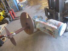 JENSEN MIXER MOD-650-25 & MARATHON 25HP 3PH 64/32A 60HZ MOTOR #810201H REBUILT