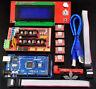 3D printer kit RepRap Prusa i3 HSG RAMPS 1.4 Mega 2560 A4988 LCD 2004 Anzeige