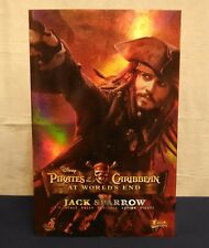Hot Toys * Jack Sparrow * Pirates Of The Caribbean * At World's End * MMS42