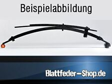 Blattfeder VW LT (86-96) Hinterachse 4 Blatt (3+1) Typ LT31