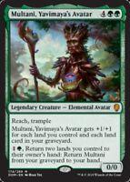 Multani, Yavimaya's Avatar - Foil x1 Magic the Gathering 1x Dominaria mtg card