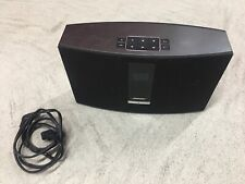 Bose Soundtouch 20 Wi-Fi Music System w/ Remote - Black -