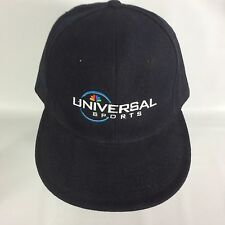 NBC Universal Sports Branded Hat Official TV Network Ball Cap Hat 7.5 Fitted
