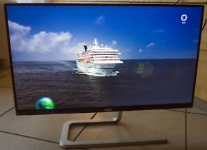 "AOC i2481FxH Full-HD Monitor, 24"", IPS-Panel, flimmert manchmal"