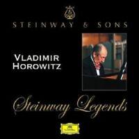 VLADIMIR HOROWITZ - STEINWAY LEGENDS: VLADIMIR HOROWITZ 2 CD NEU