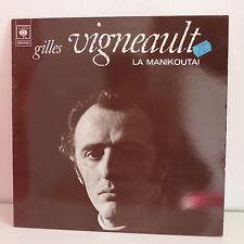 GILLES VIGNEAULT La manikoutai CBS 63302