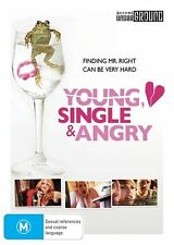 Young, Single & Angry (DVD, 2009)