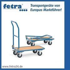 Klappwagen Fetra, Ladefläche 900x600mm, 250 kg Tragkraft! direkt vom Fachhändler