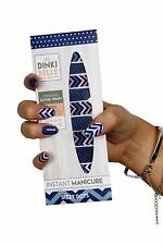 DinkiBelle Dizzy Dots Nail Wraps lasts up to 14 days UK quality (pack of 20)SALE