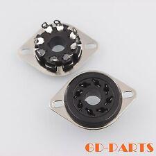 Generic 8 PIN Octal Bakelite Tube Socket for EL34 KT88 KT66 6L6 6V6 GZ34 6V6 1PC