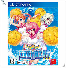 PSV Arcana Heart 3 Love Max SONY PLAYSTATION VITA Fighting Games AQ Interactive