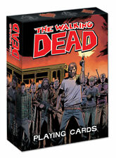 PLAYING CARDS WALKING DEAD - BRAND NEW & SEALED- Fast Ship! TOY-717