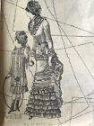 Sept 1881 -1- JOURNAL DAMES ET DEMOISELLES w.SEWING PATTERNS - DIGITAL -