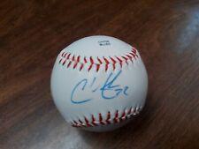 Chris Archer autographed Baseball Tampa Bay Rays