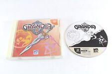 Sega Dreamcast Grandia 2 NTSC-J Japan version