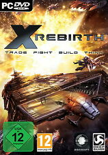 X Rebirth (PC, 2013, DVD-Box) NEU