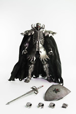 Berserk The Skull Knight Action Figure Retail Edición Threezero Miura ThreeA NOW