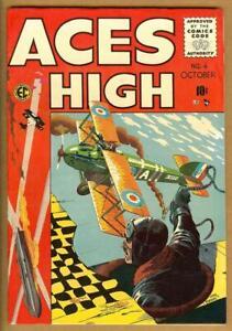 Aces High #4 EC Comics Restored